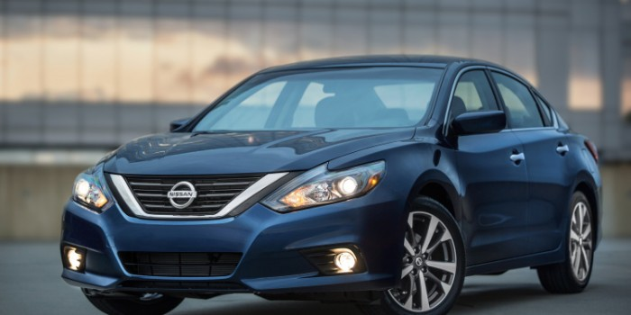 The Daily Dose - 2016 Nissan Altima Revealed