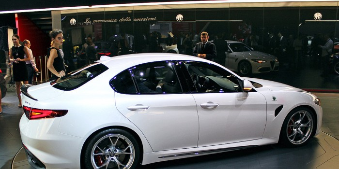 The Daily Dose - More Photos of the Alfa Romeo Giulia