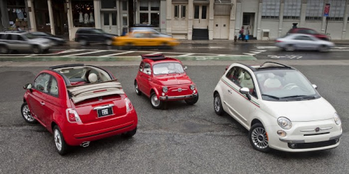 The Daily FIAT 500 Dose
