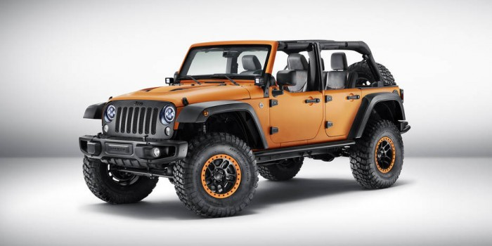 The Daily Dose - Jeep announces new models