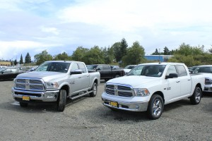 test drive review around Tacoma in the 2016 Ram 2500 HD