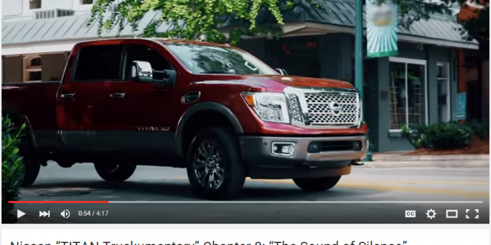 The Daily Dose - Nissan Titan