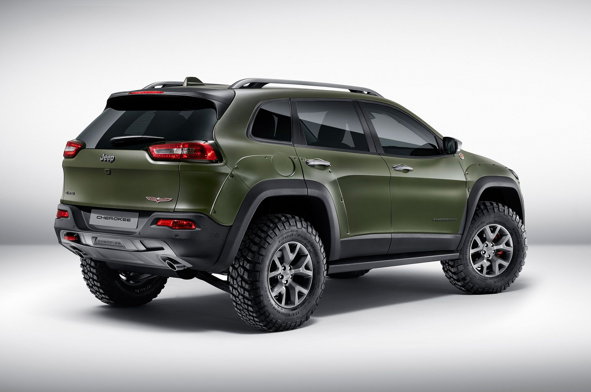 The Daily Dose - Jeep announces new models - VJ Drives Tacoma