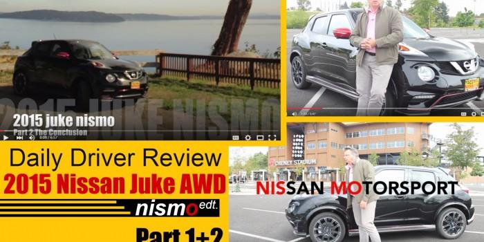 2015 Nissan Juke AWD Nismo edt