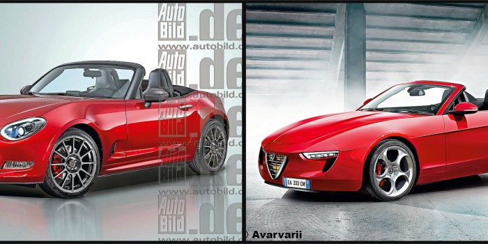 Is the FIAT 124 and Alfa Romeo Spider coming back?