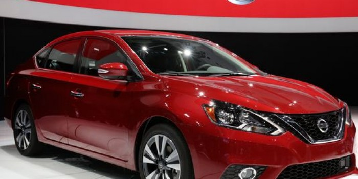 New 2016 Nissan Sentra model will have 6 models
