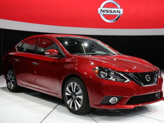 New 2016 Nissan Sentra model will have 6 models - VJ ...