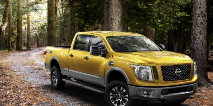 Nissan Titan, Spartans and Gladiators