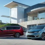 2017 Chrysler Pacifica | Tacoma Dodge in Washington