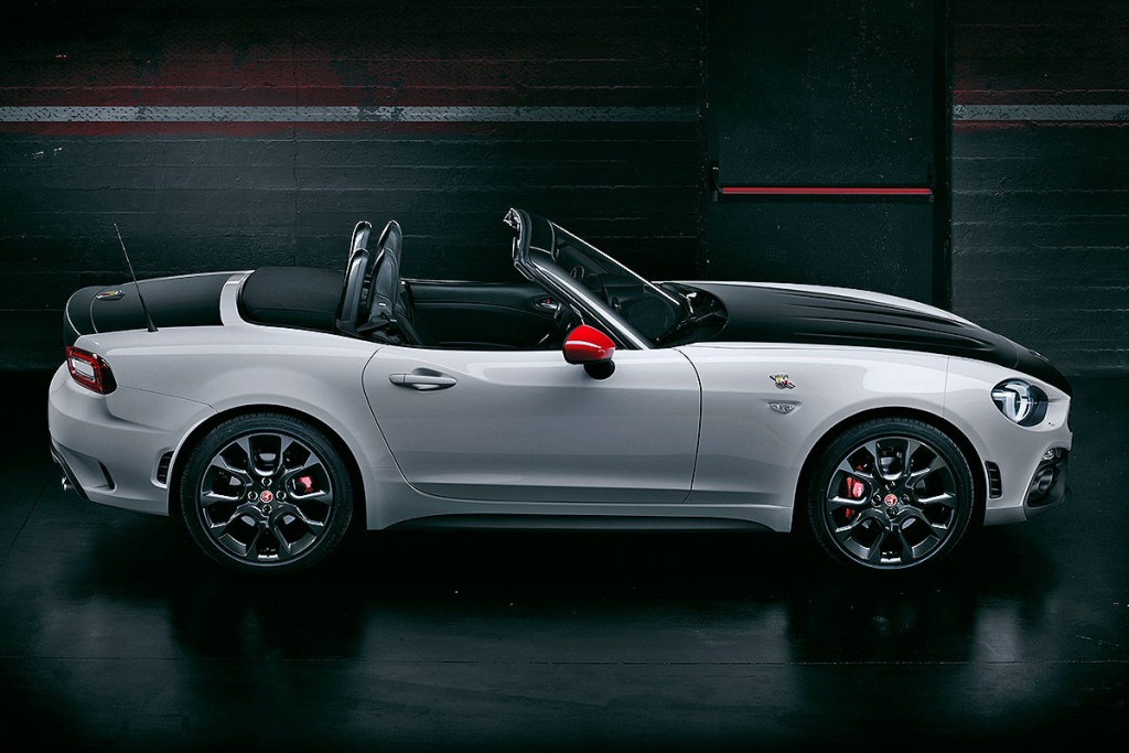 fiat 124 spider abarth photos vj drives tacoma. Black Bedroom Furniture Sets. Home Design Ideas