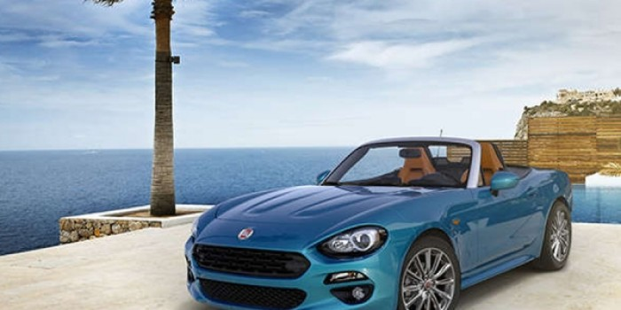 FIAT 124 Spider - Free Like a Bird Commercial