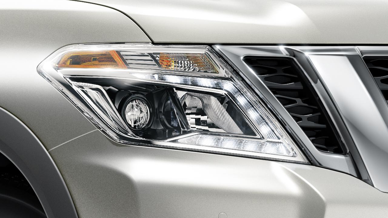 Nissan Of Puyallup >> 2017-nissan-armada-headlights - VJ Drives Tacoma